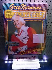 Greg Norman's Ultimate Golf Game - Atari STf NEU in Folie NEW BOX