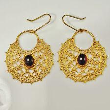 Byzantine Earrings 22K Gold Byzantine Jewelry 6th C AD Medieval Pre Georgian
