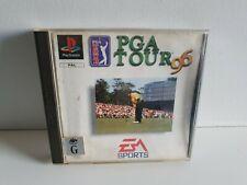 PS1 PGA Tour 96 - Playstation 1 Game