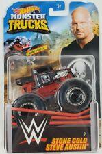 Hot Wheels Monster Truck WWE 1:64 Stone Cold Steve Austin #2