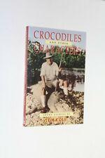 New ListingTom Cole Crocodiles and other Characters (real life Crocodile Dundee) 1st 1992