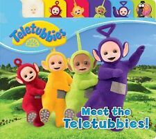 Meet the Teletubbies! by Shaw, Natalie-ExLibrary