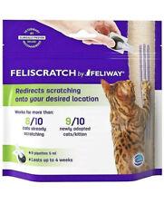 Feliway Feliscratch Stop Destroying Furniture Redirect Scratch Post Training