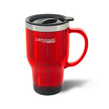 THERMOS Thermocafe Plastic Outer Travel Mug 470ml RED