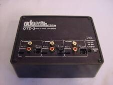 ADA AUDIO DESIGN ASSOCIATES OTD-3 OPTICAL TO DIGITAL CONVERTER - NO POWER CORD