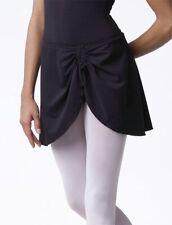 jupe de danse à fronce,  VICARD JP68, Noir en XL