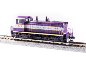 Broadway 3930 EMD SW7, ACL 645, Purple/Silver/Yellow, Paragon4 Sound/DC/DCC
