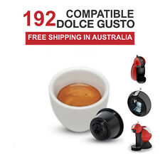 192 Coffee Capsules Nescafè Dolce Gusto Compatible by Best Espresso