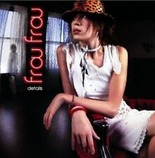 Frou Frou / Details *NEW* CD