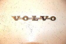 Rare Volvo Grille Emblem Badge Auto Mopar Chrome