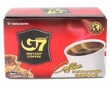 UK 15bag instant coffee Weight Loss Vietnam Instant G7 Black Coffee Trung Nguyen