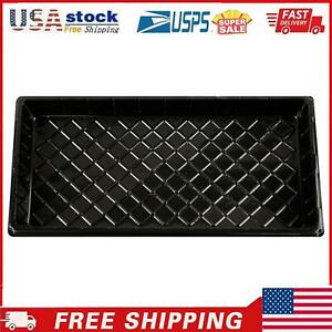 Seedlings Tray Greenhouse Growing Plate Planting Sprout Trays Seed Base