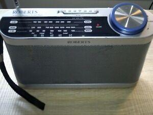Roberts New Classic 993 (R9993) FM/MW/LW 3 Band Portable Radio