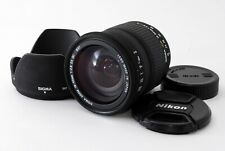 MINT SIGMA DC EX Macro18-50mm f/2.8 Lens for Nikon from Japan