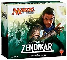 Battle for Zendikar Fat Pack (ENGLISH) FACTORY SEALED BRAND NEW MAGIC ABUGames