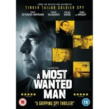 a Most Wanted Man - Philip Seymour Hoffman R2 DVD Postage UK