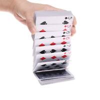Magic electric deck of cards magician prank trick close up stage pokerprop redS!