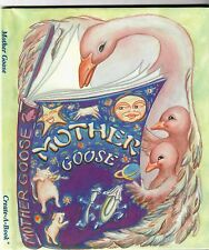 PERSONALIZED CHILDREN BOOK MOTHER GOOSE NURSERY RHYMES