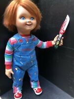 Childs Play MAGNETIZED Voodoo Knife Replica Accurate Doll Size Aluminum And Wood