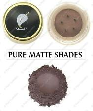 Pure Cosmetics Volcanic Mud Mineral Eyeshadow Matte Makeup Brown Loose Pigment