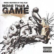 More Than a Game [PA] CD, Drake,Eminen,Blige,Jay-z,Kanye West,Soulja Boy,Evan,