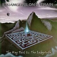 STRANGERS ON A TRAIN - THE KEY PART 2 ...(1998) USED CD