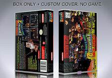 DONKEY KONG COUNTRY 2. NTSC VERSION. Box/Case. Super Nintendo. (NO GAME).