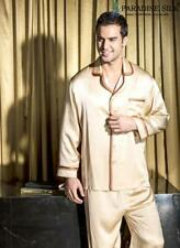 19MM Silk Pajamas Set Top Bottom Set For Couples-Mens Only