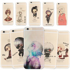 Tokyo Ghoul Anime Kaneki Ken Soft/Hard Phone Case Cover For iPhone 8/X/6s/7 Plus
