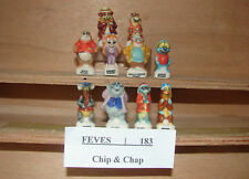 FEVES - (183) CHIP & CHAP  - KOMPLETTSATZ