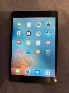 Apple iPad mini 1st Gen. 16GB, Wi-Fi + Cellular (Unlocked), 7.9in