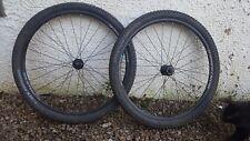 Bontrager Duster Elite wheel set