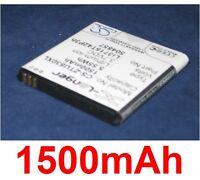 Batterie 1500mAh Art Li3715T42P3h504857 Li3715T42P3h504857-H für ZTE Offene C