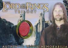 Lord of the Rings Trilogy Chrome Aragorn's House of Healing Shirt Costume Card