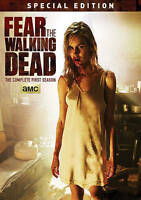 Fear the Walking Dead: Season 1 (DVD, 2016) DISC 1 ONLY