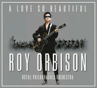 Roy Orbison and the Royal Philharmonic Orchestra : A Love So Beautiful CD