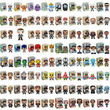 FUNKO POP FIGURES MASSIVE COLLECTION - CHOOSE YOUR DESIGN - UK SELLER NO FAKES
