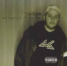 Judge : The Beginning Of The End, CD, (Hip Hop)  like new, ex music store stock