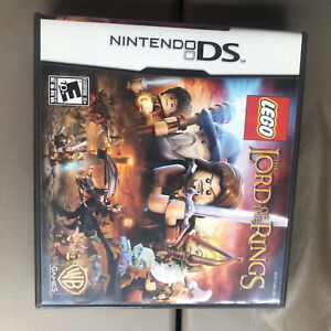 Lego Lord Of The Rings For Nintendo DS