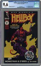 Hellboy Seed of Destruction #1 CGC 9.6 1994 2105434022