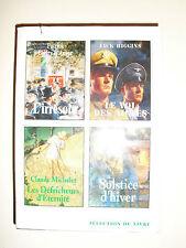 SELECTION DU LIVRE Reader's Digest condensés de 4 livres