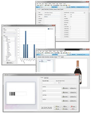 Home Store Bar Hotel MORE Wine Bottle Cellar Barcode Inventory Tracking Software