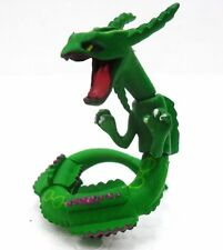 "FAKE/FALSO-POKEMON MONSTER - ""RAYQUAZA"" n° 384 - cm. 6,5  x 4,5 x 4,7"