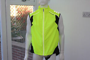 ENDURA Bodywarmer XXL Mens Cycling Riding Bike biking MTB 2XL Hi Viz Gilet
