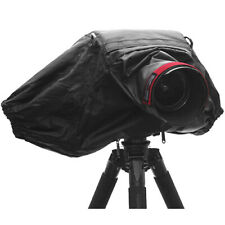 Matin Deluxe Protector Rain Cover (Black) for Cameras and Camcorders