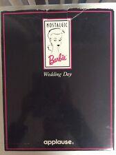 1992 Applause Nostalgic Wedding Day Barbie #37070