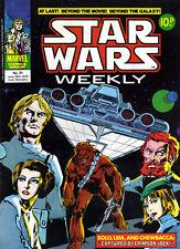 STAR WARS WEEKLY #21 - 1978 - Marvel Comics Group UK