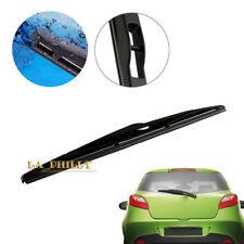 "For Mazda 3 Hyundai Kia Lexus Mitsubishi Rear Rain Window Wiper Blade Black 14"""