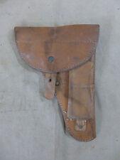 1 Pezzo di Pelle Holster Fondina Borsa p38 Colt 1911 FONDINA