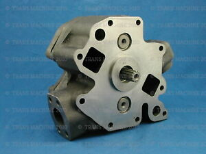 Remanufactured Allison Transmission 8000 and 9000 Series 6880121 Oil Charge Pump